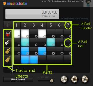 Play Screen (Online Version)