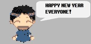 Flix - 8bit Happy New Year