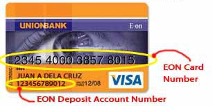 Union Bank EON Card lets you withdraw funds from Paypal without any local charges. Each ATM withdrawal will cost you 10 pesos though, so use it wisely. (Image From: www.filoutlet.com)