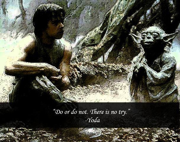 Random Quote: Yoda